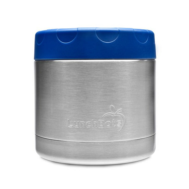 LunchBots Thermal Blue