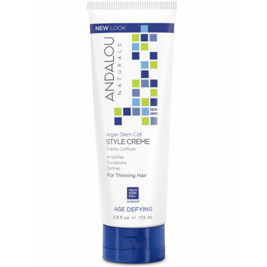 ANDALOU naturals Argan Stem Cell Age Defying Style Creme