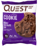 Quest Nutrition Double Chocolate Chip Cookie