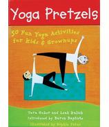 Barefoot Books Yoga Pretzel Deck