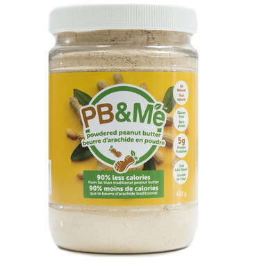 PB&Me Traditional Powdered Peanut Butter