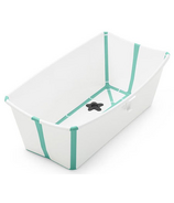 Stokke Flexi Bath White & Aqua