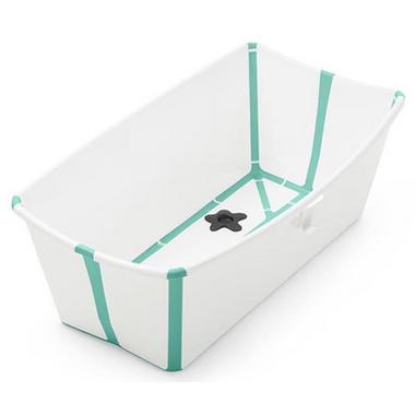 Stokke Flexi Bath White & Aqua