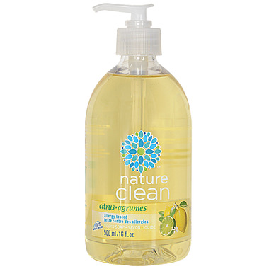 Nature Clean All Natural Liquid Soap