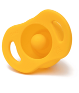 Doddle & Co. The Pop Pacifier Chin Up Buttercup
