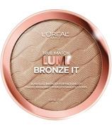 L'Oreal Paris True Match Lumi Powder Bronzer Bronze It