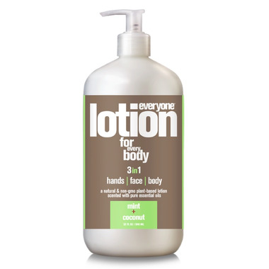 Everyone Lotion Mint + Coconut