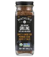 Watkins Organic Sweet and Savory Rub