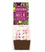 Cocoba Marshmallow Milk Hot Chocolate Spoon