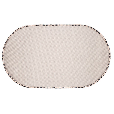 Envision Home Pet Bowl Mat Extra Large