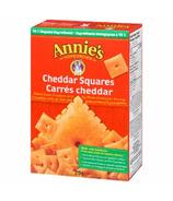 Annie's Homegrown carrés de cheddar