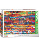 Eurographics Colors Of The World Peruvian Blankets Puzzle