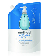 Method Gel Hand Wash Refill Sea Minerals