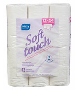 Savvy Home Bath Tissue Double 2Ply