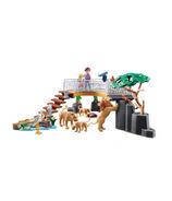 Playmobil Family Fun enclos extérieur lion