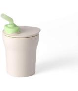 Miniware 1-2-3 Sip! Cup Vanilla + Key Lime