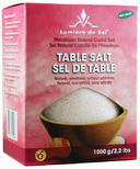 Lumiere del Se Himalayan Natural Crystal Salt
