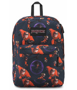 Jansport Super Break Backpack Incredibles Family Time