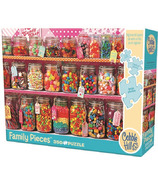 Cobble Hill Candy Counter Puzzle