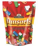 Waterbridge Red Funsorts
