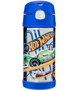 Thermos FUNtainer Insulated Bottle Hot Wheels