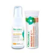 Organika Immune Vitamin C + Bee Propolis Bundle