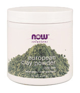 NOW Solutions 100% Pure European Clay Powder
