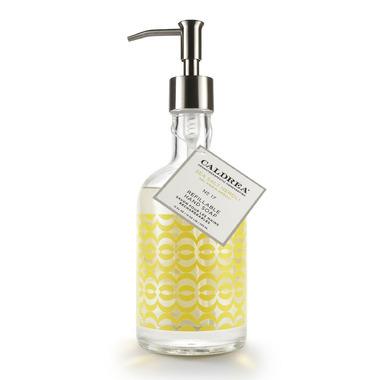 Caldrea Sea Salt Neroli Refillable Glass Hand Soap