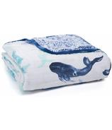 aden + anais Dream Blanket Seafaring