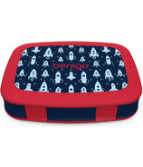 Bentgo Kid's Bento Lunch Box Rocket