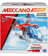 Meccano Junior Helicopter Kit