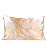 Kitsch Satin Pillowcase Sunset Tie-dye