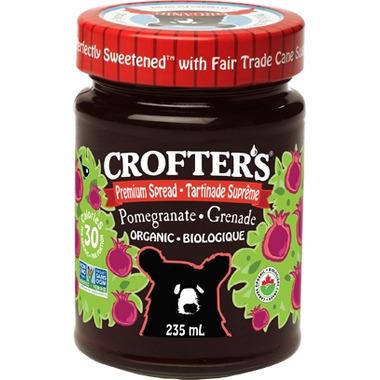 Crofter\'s Organic Pomegranate Premium Spread
