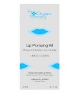 The Organic Pharmacy kit de repulpage des lèvres à l'acide hyaluronique