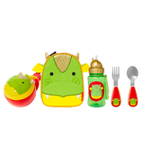 Skip Hop Little Kids Lunchtime Bundle Dragon