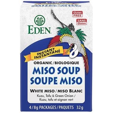 Eden Organic Instant White Miso Soup