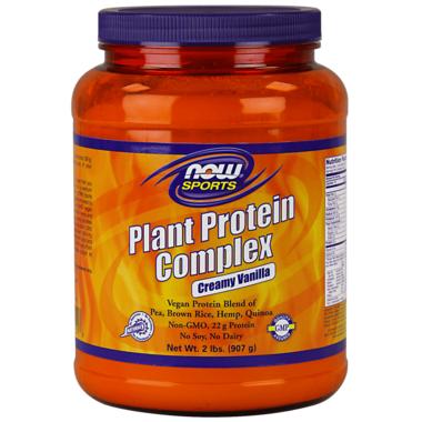 Now Sports Plant Protein Complex Creamy Vanilla