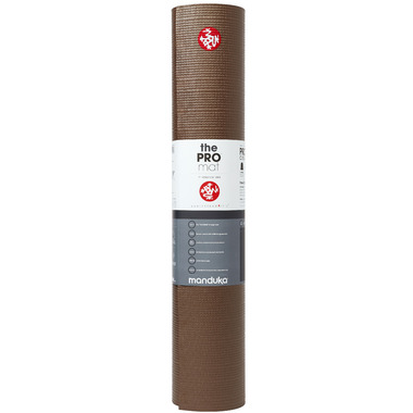 Manduka PRO Mat Brown Metallic