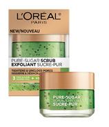 L'Oreal Paris Pure-Sugar Scrub for Oily Skin