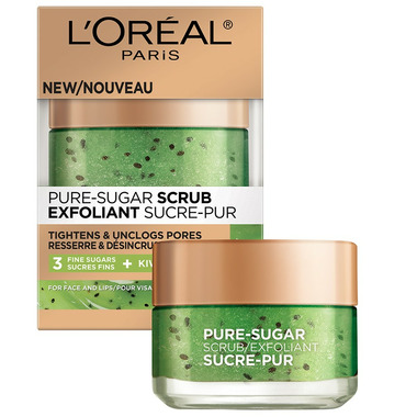 L\'Oreal Paris Pure-Sugar Scrub for Oily Skin