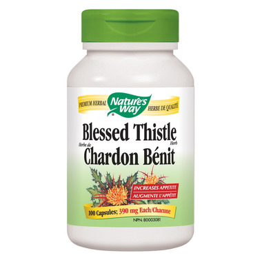 Nature\'s Way Organic Blessed Thistle