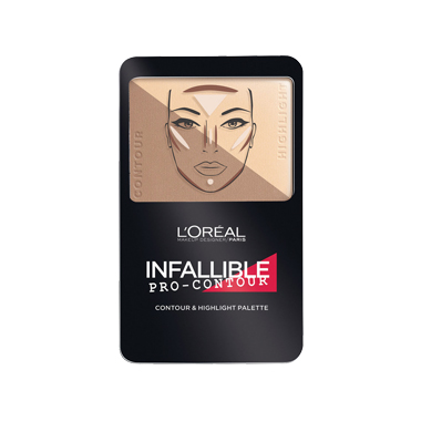 L\'Oreal Paris Infallible Pro-Contour Palette in Light