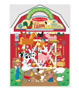Melissa & Doug Puffy Sticker Play Set On the Farm