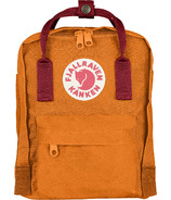Fjallraven Kanken Mini Backpack Warm Yellow