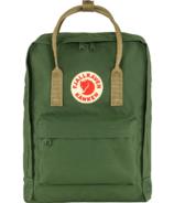 Fjallraven Kanken Backpack Spruce Green/Clay