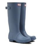 Hunter Boots Original Tall Adjustable Rainboot Gull Grey