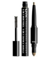 NYX 3-In-1 Brow Pencil