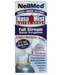 NeilMed NasaMist Full Stream Saline Spray