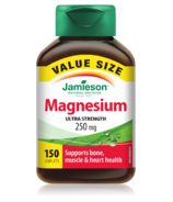 Jamieson Magnesium 250mg Value Pack