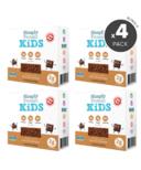 Simply Protein Kids Bar Chocolate Brownie Pack Bundle